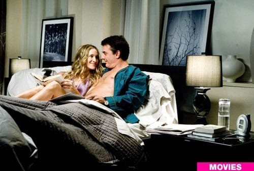 A Night In With Mr. Big
