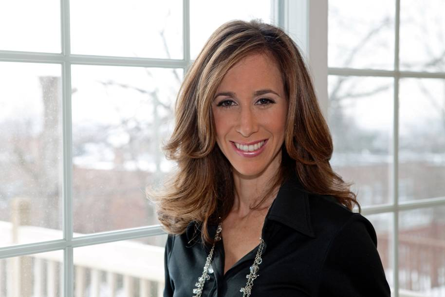 Erica Diamond, Editor-In-Chief of 'Women On The Fence.'
