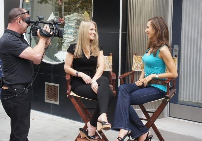 Erica Diamond on 'Mommy to Mommy TV'