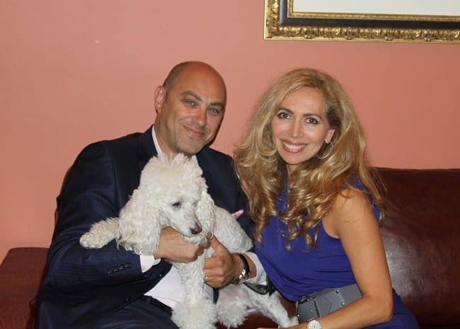 Renata With Her Husband Boris