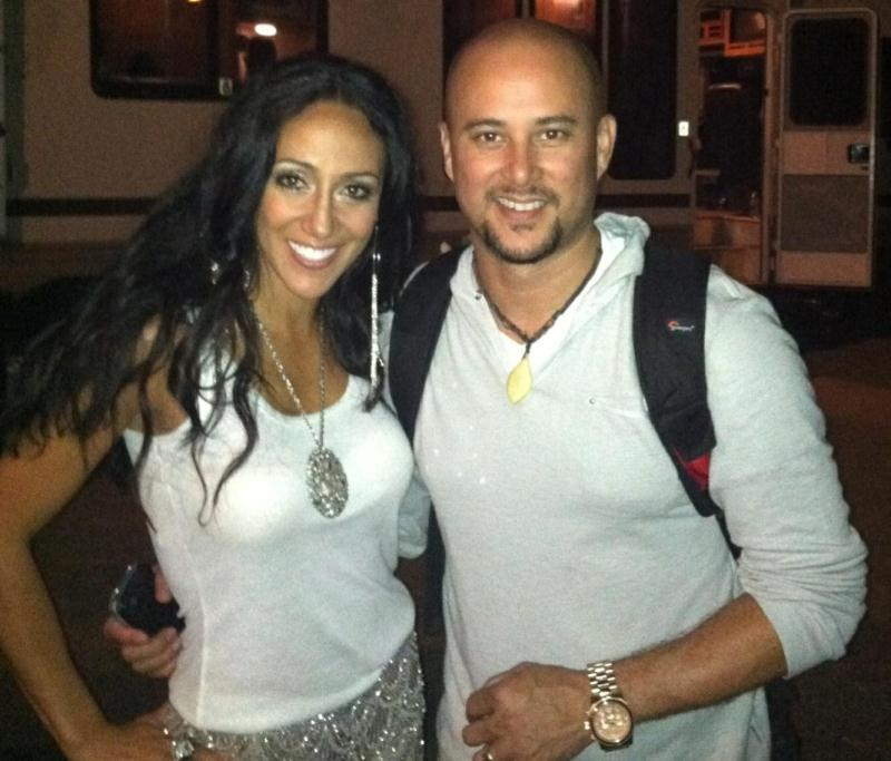 Melissa and Chris Judd