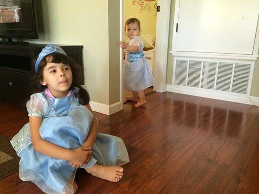 Princess Dress Up Is Fun!