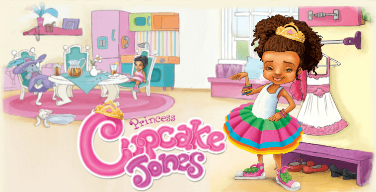 'Princess Cupcake Jones,' One of Our New Favorite Books!
