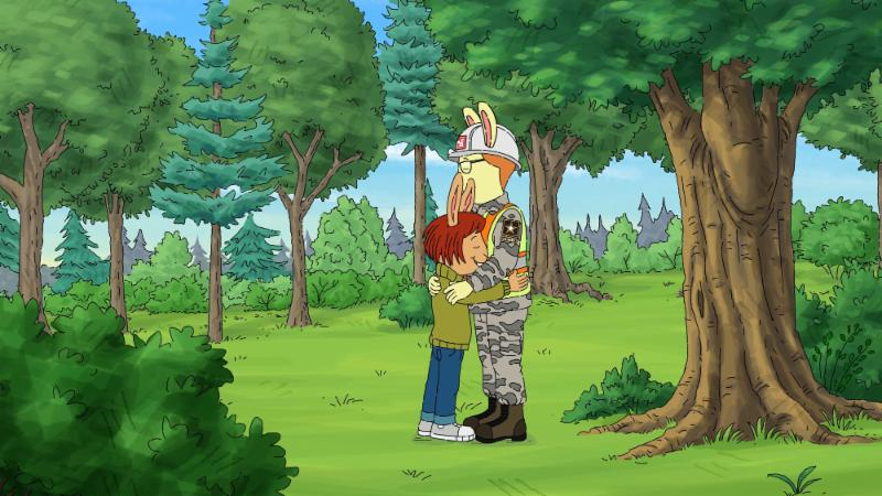 PBS' Kids 'ARTHUR' CELEBRATES AUTISM AWARENESS, MILITARY CHILDREN, AND LAUNCH OF NEW GAME!