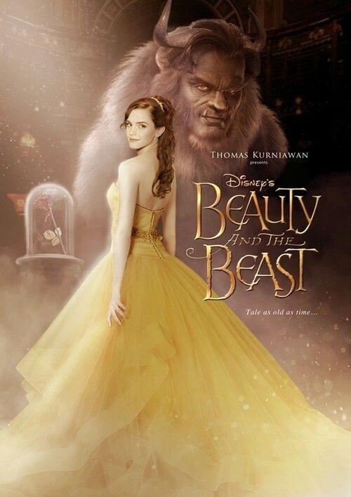 Emma Watson As Belle!