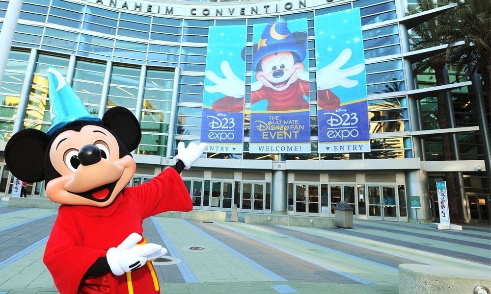 EXCITING DISNEY NEWS From The 2017 D23 Expo!!