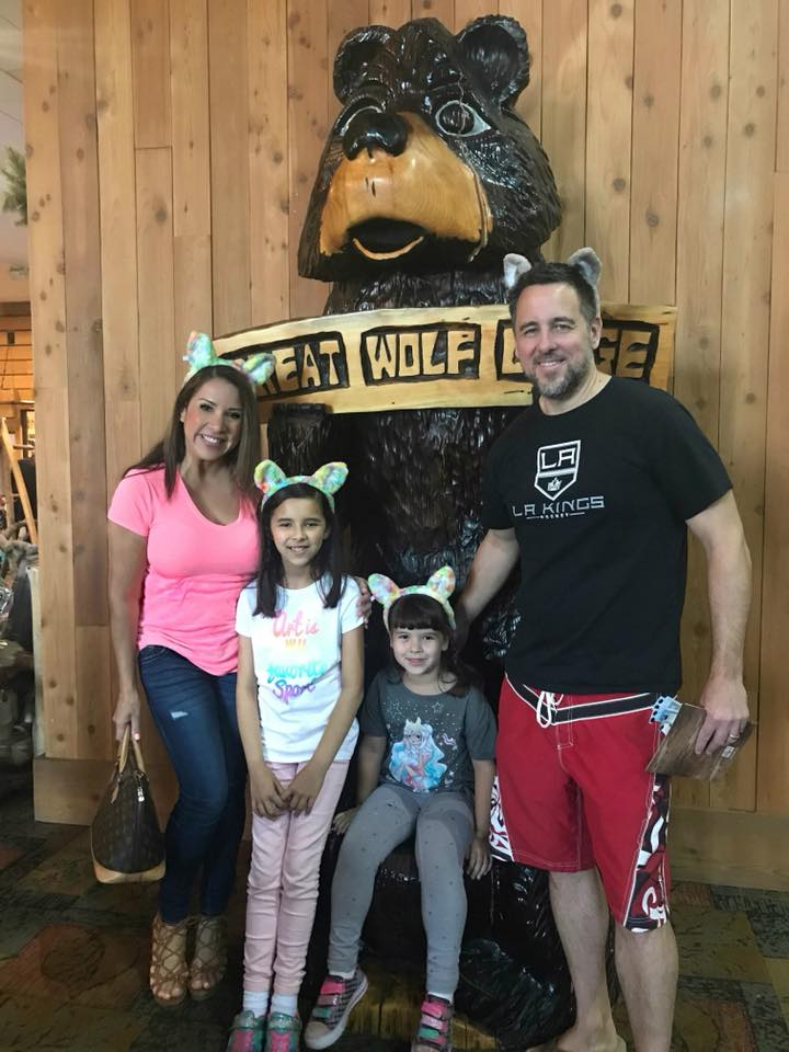 Great Wolf Lodge in So California! Our Spring Break!  #GreatWolfLodge #GWLSOCAL