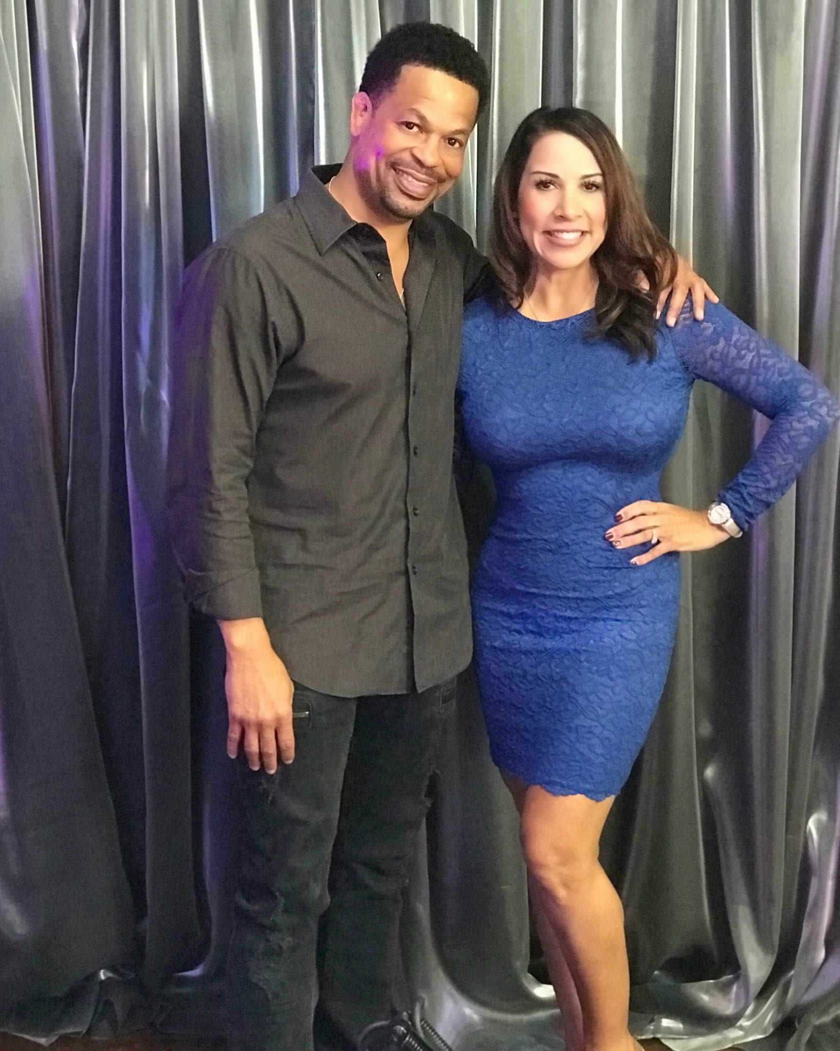 Robert Ferguson, CEO of Diet Free Life and Michelle Rivera of Michelle Rivera Lifestyle team up to create Rock Body Moms!