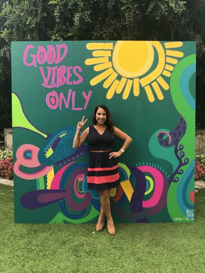 It was Good Vibes Only at Hispanicize 2018