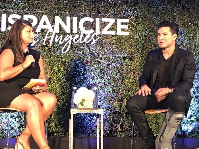 Fireside Chat with Mario Lopez