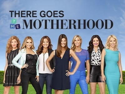 Beth in Blue Dress Far Right..Photo Courtesy of NBC/Universal