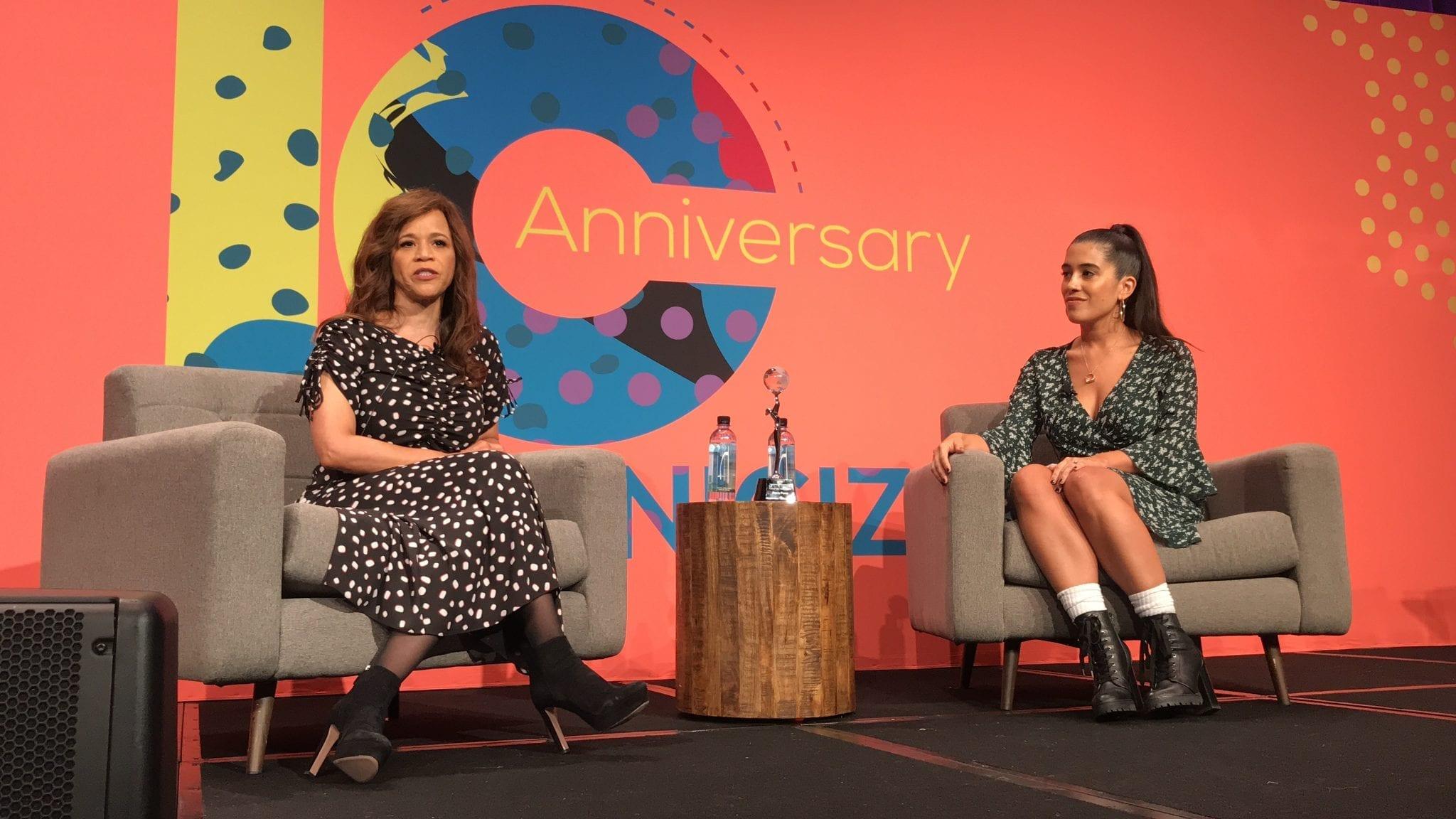 Rosie Perez Interview