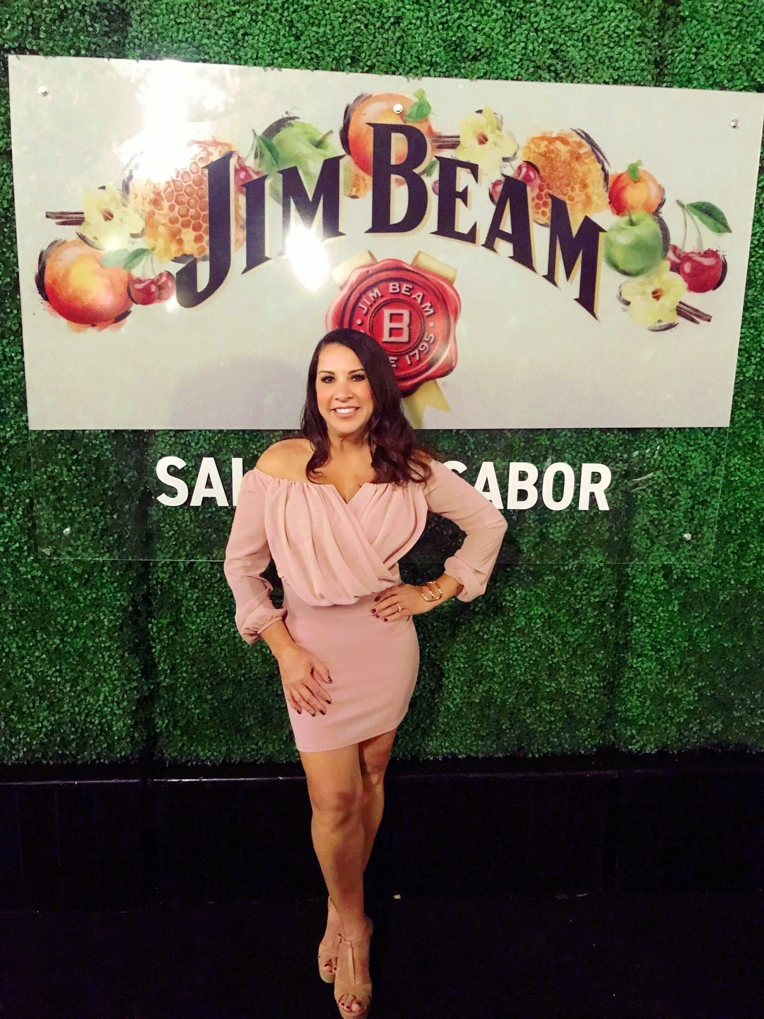Jim Beam was one of our Sponsors at Hispanicize