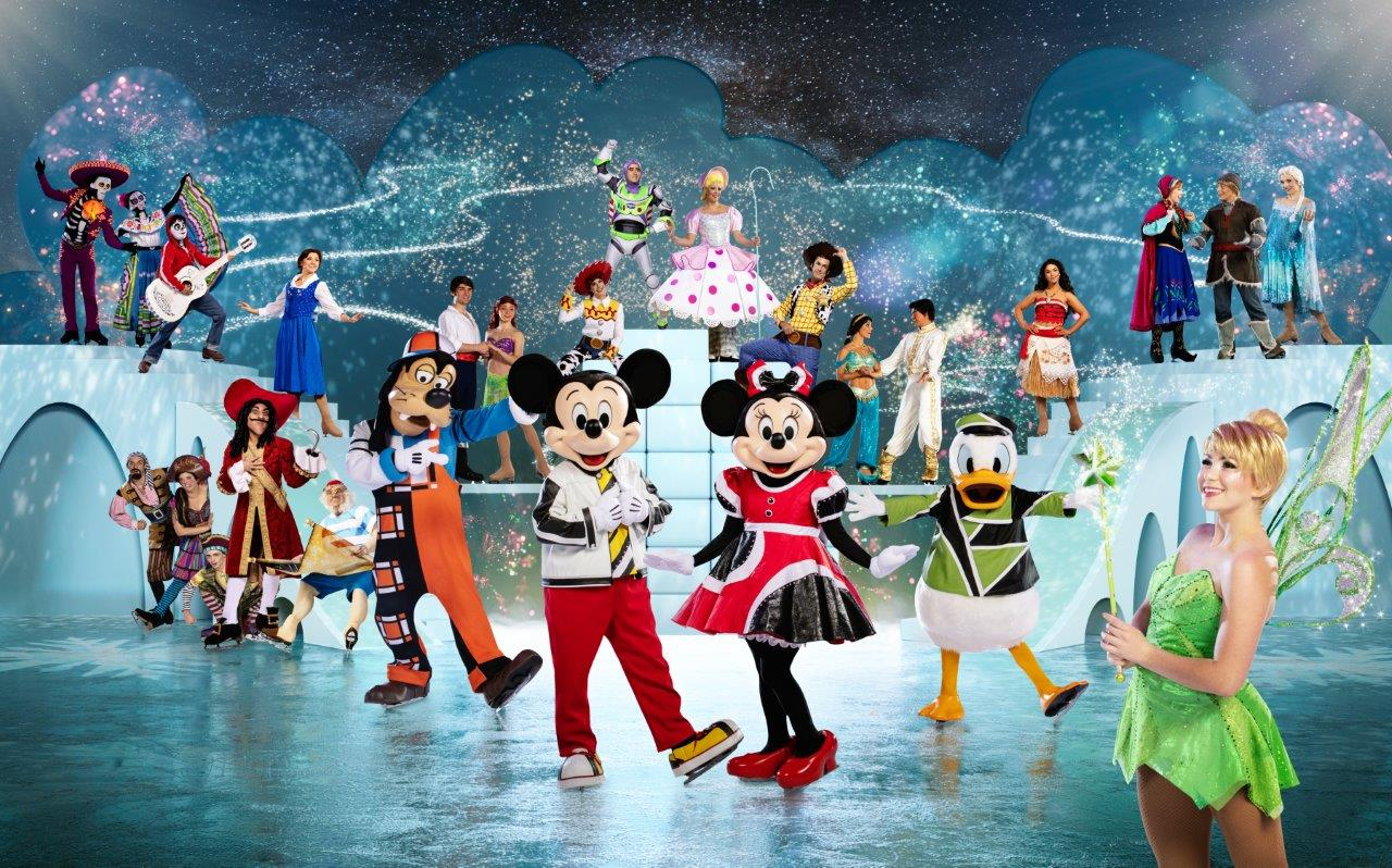 Disney On Ice presents 'Mickey's Search Party!'