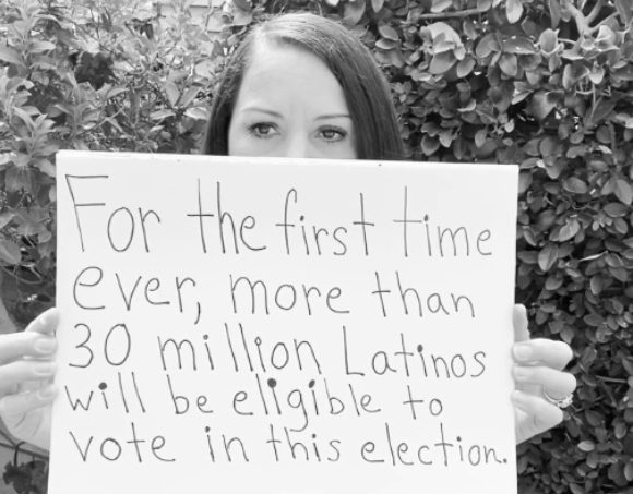 Latinos Are You Registered To Vote?